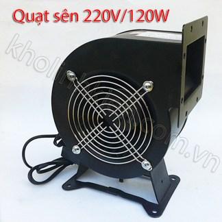 Quạt sên mini 220V / 120W