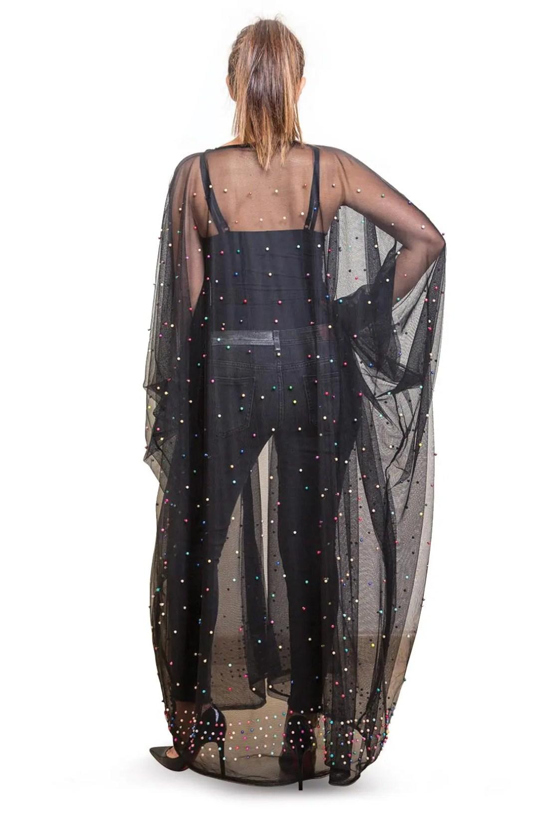 db47ab585d450 The Pearly Dare Abaya – متجر خود للأزياء – أناقة بلا عناء – Khood ...