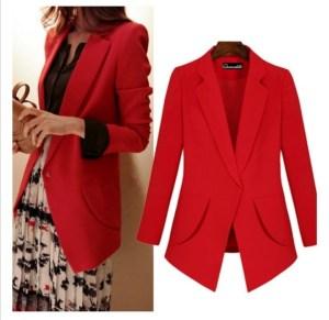 Wardrobe Essentials Every Woman Needs - Khood Fashion Blazer 2