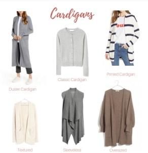 Wardrobe Essentials Every Woman Needs - Khood Fashion Cardigan