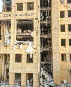 انفجار بيروت - خود للأزياء 3