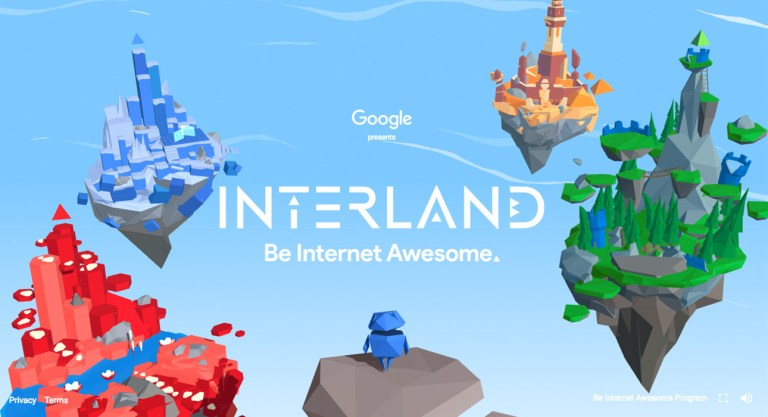 Interland by Google
