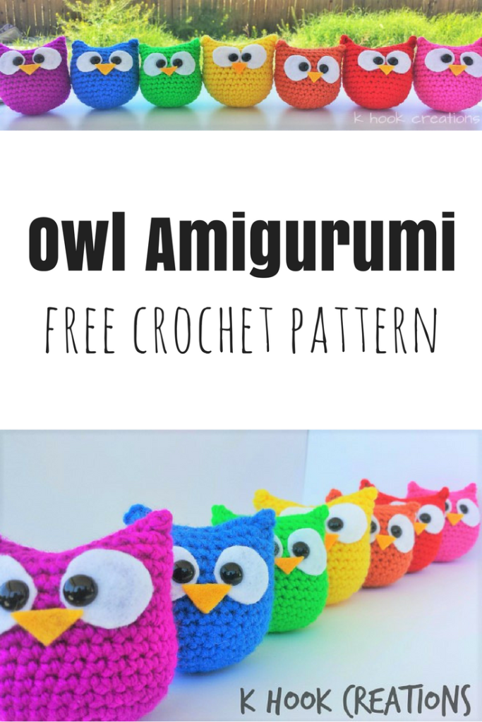 Owl Amigurumi Pattern Cutest Crochet Ideas Video Tutorial | 1024x683