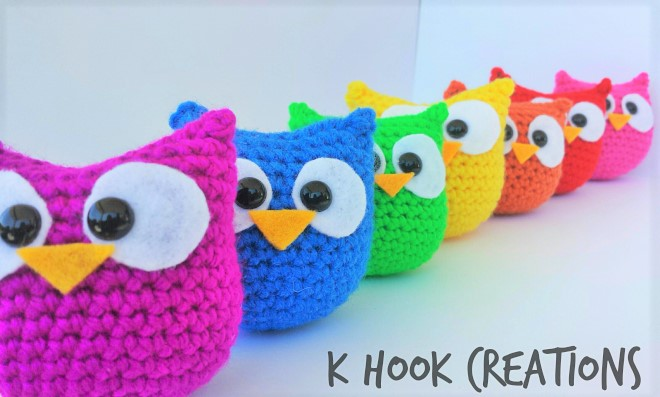 Baby Knitting Patterns Crochet Hearty Owl Amigurumi Free Pattern ... | 397x660
