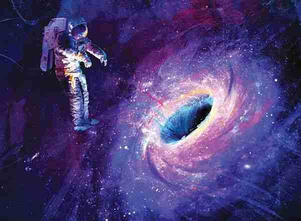 kara_delik-kara_delikler-astronot