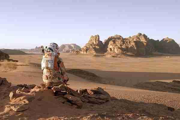 Mars akarsu