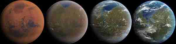 stages-of-martian-terraforming