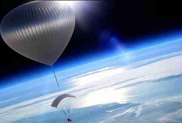 uzay balonu