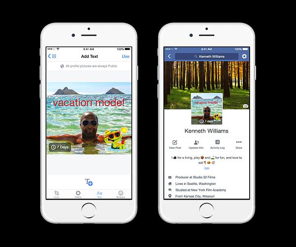 Facebook profil 4