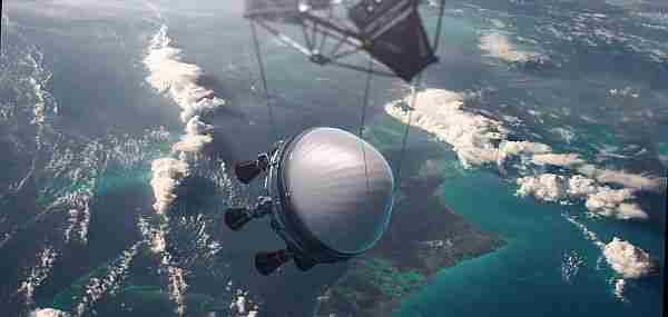 yeni uzay balonu Bloostar küçük uyduları Dünya yörüngesine yerden kalkan roket kullanmadan gönderecek. Bunun yerine uyduları yüksek irtifadan