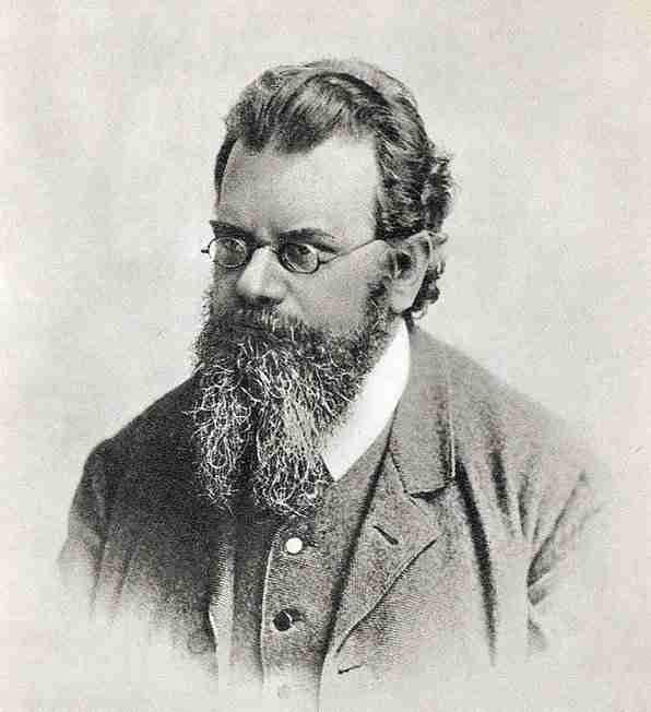 Ludwig-Boltzman