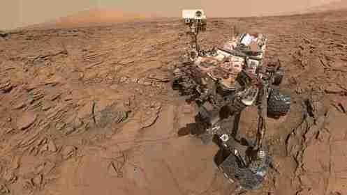 Curiosity Mars'ta Organik Moleküller Buldu - Kozan Demircan