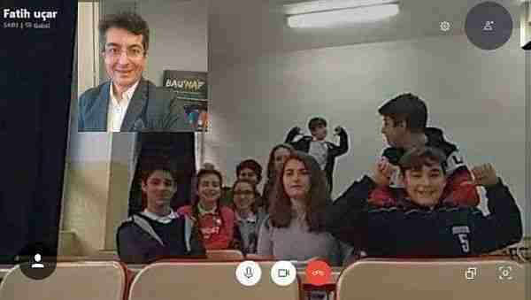 Kaymakam-Özgür-Azerkurak-Ortaokulu-Mars-Semineri