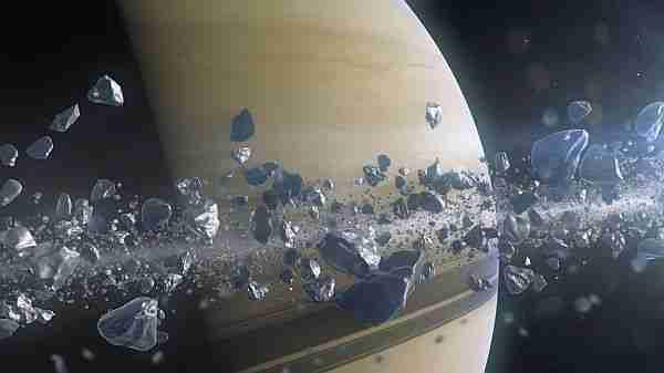 Satürn-halkaları-neden-hızla-yok-oluyor