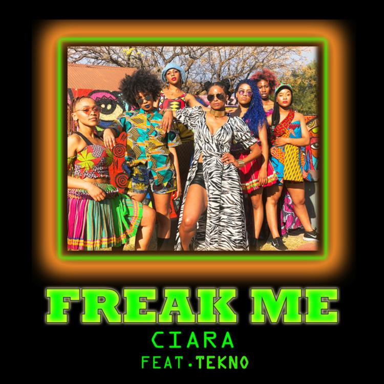 """Listen To Ciara's New Song """"Freak Me"""" Featuring Tekno"""