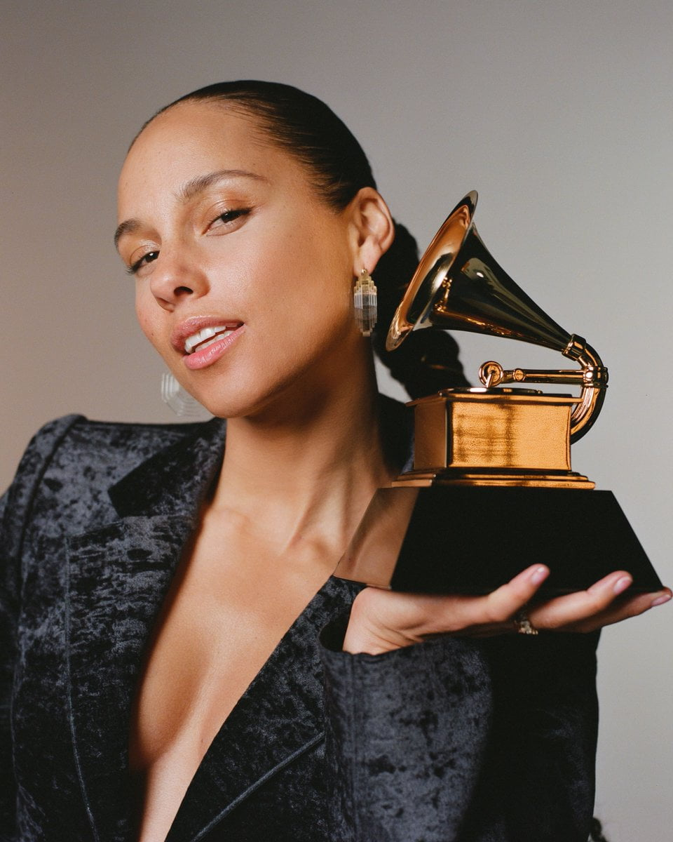 Alicia Keys Set To Host The 2019 Grammy Awards On 10 February