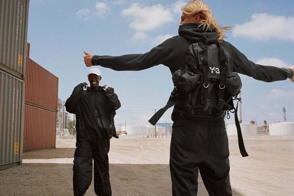 Y-3's SS19 Campaign Collection
