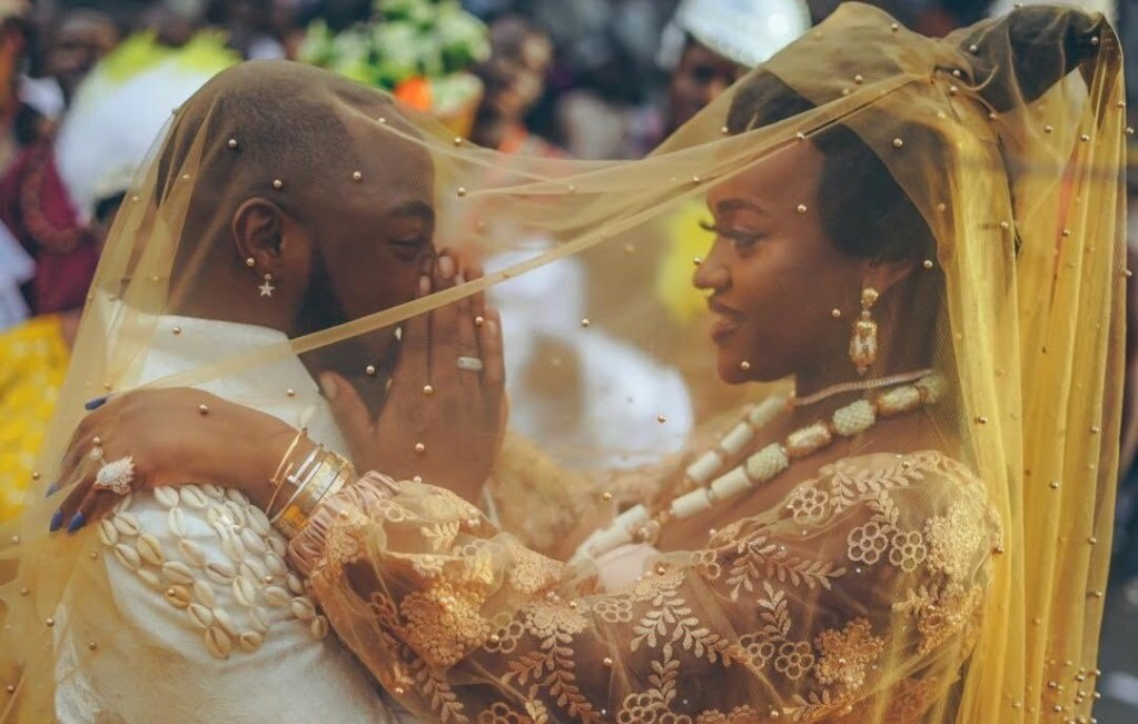 WATCH: Davido Releases Wedding Themed Visuals For 1 Milli