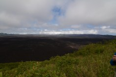 looking across is about 8 x 6 kms