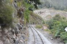 Train Tracks back to base