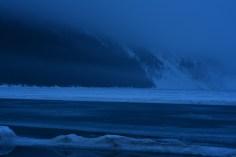 6.00am though the dawn mist