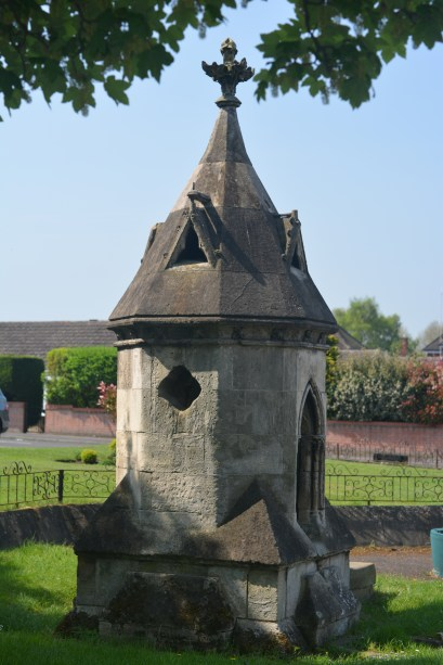 The Styrrup pump house