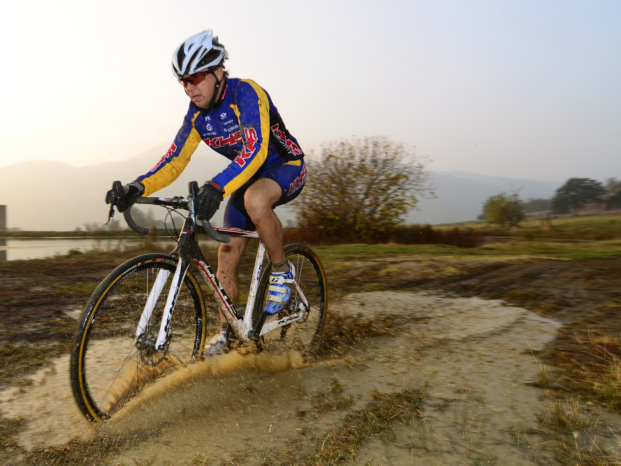 Cyclocross-Water