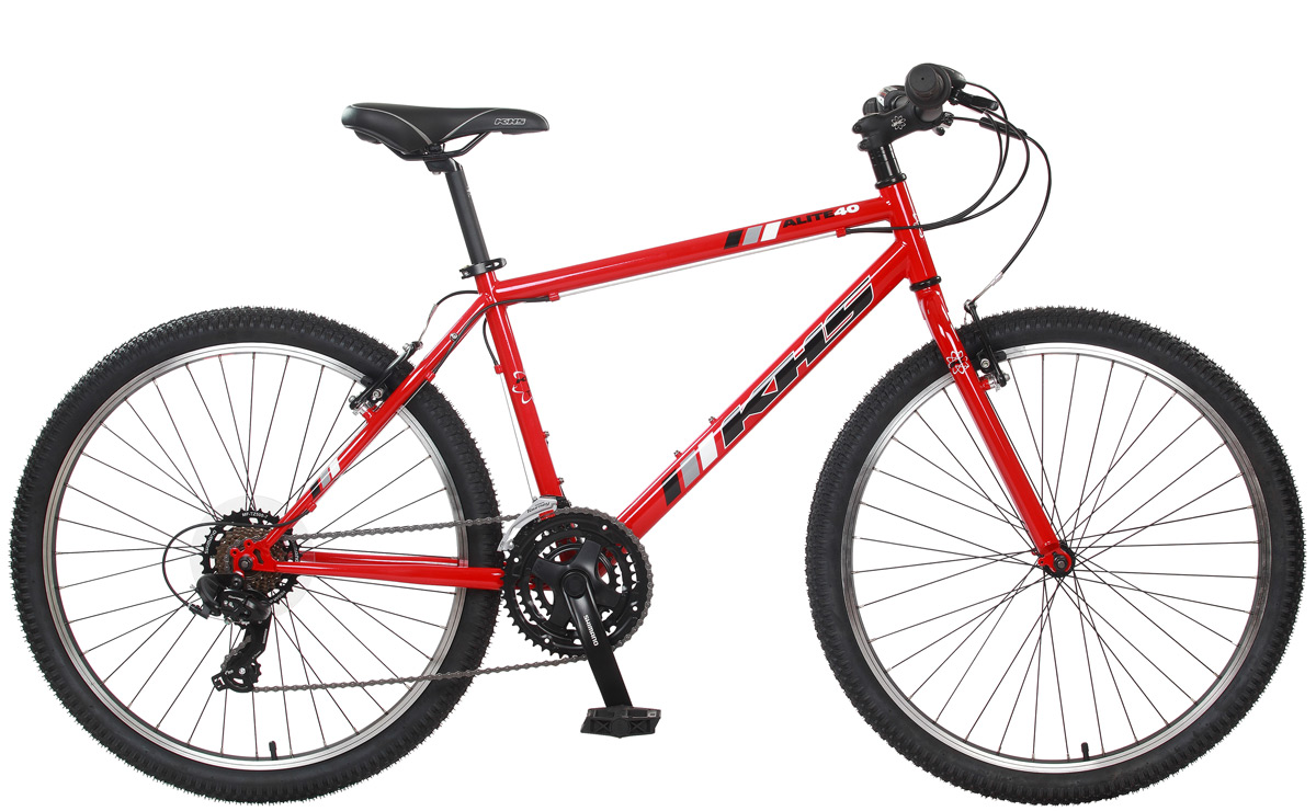 2020 KHS Alite 40 in Red