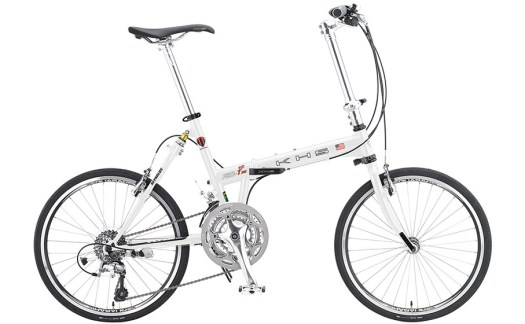 2020 KHS Cappuccino folding bicycle