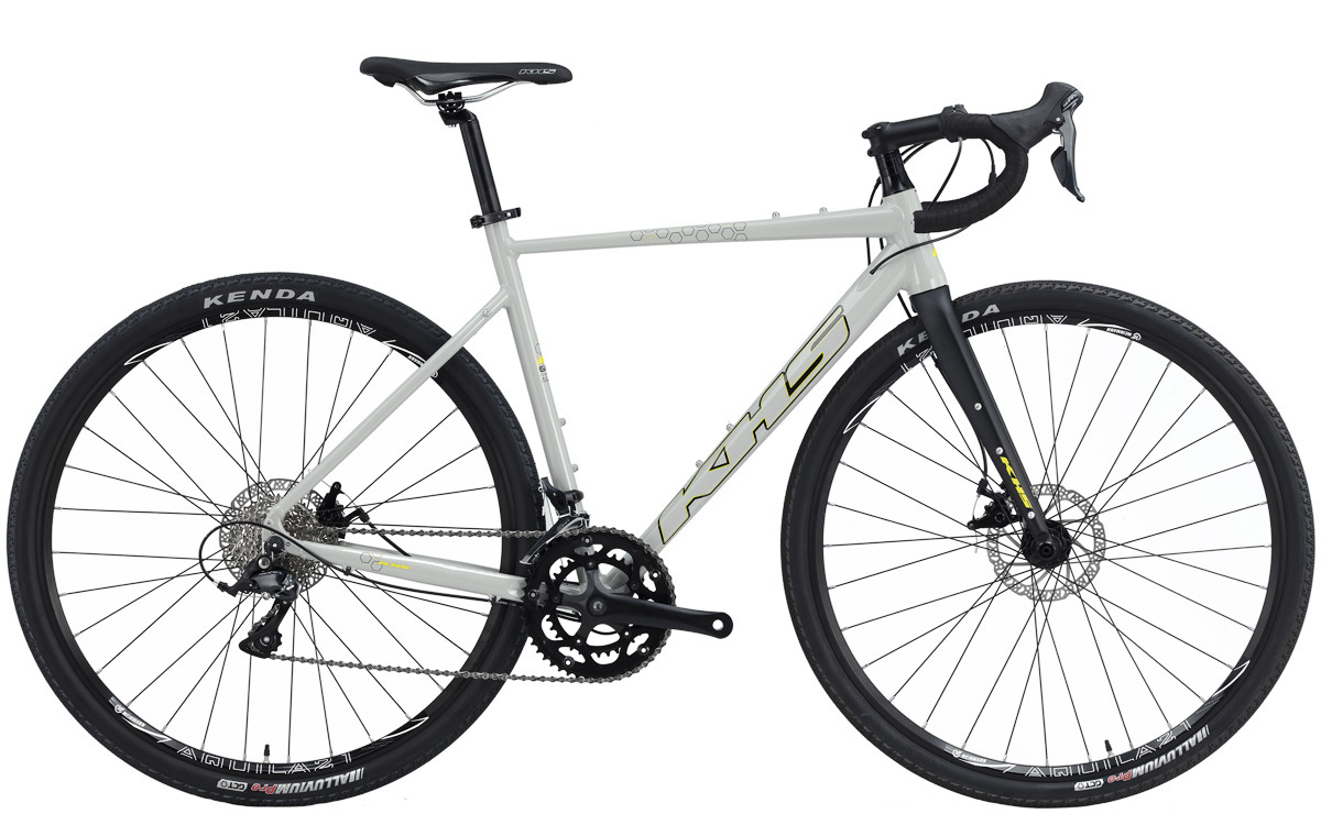 2020 KHS Grit 220 in Cloud Gray