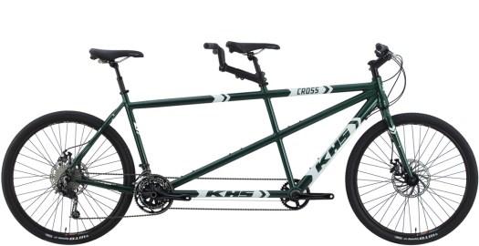 2020 KHS Cross Tandem bicycle