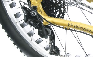 2020 KHS 4 Season 500 rear derailleur