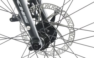 2020 KHS Grit 110 front disc brake