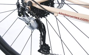 2020 KHS Urban Xpress Disc ladies rear derailleur
