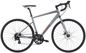 2021 KHS Bicycles Flite 150 Matte Gray
