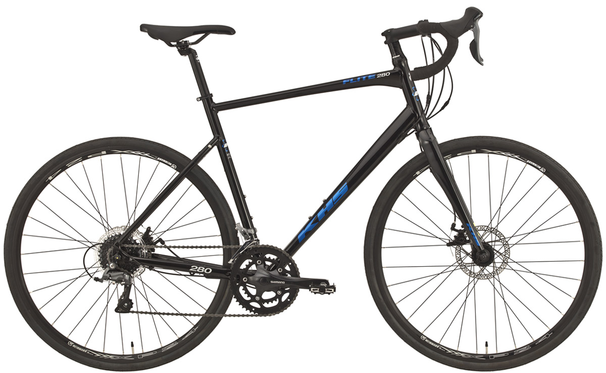 2021 KHS Bicycles Flite 280 Black