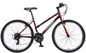 2021 KHS Bicycles Alite 40 Ladies Blood Red