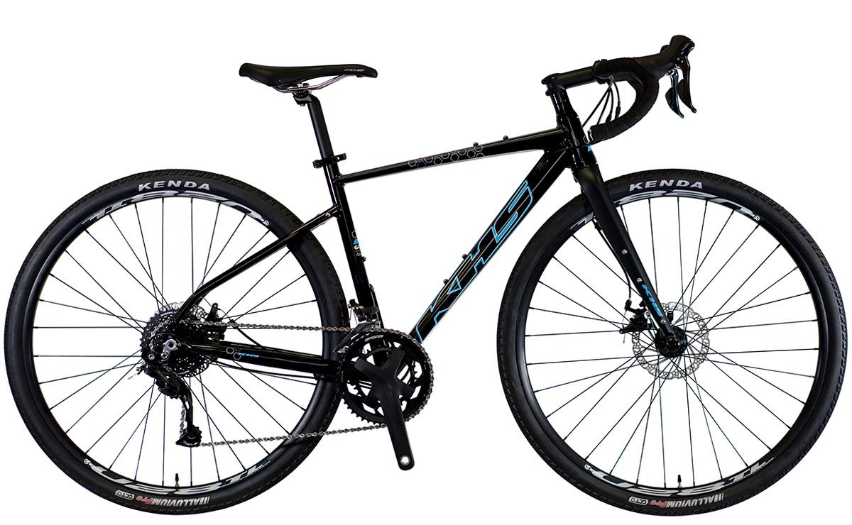 2021 KHS Bicycles Grit 220 Black