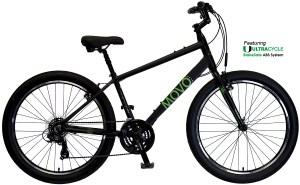 2021 KHS Bicycles Movo Zero in Black