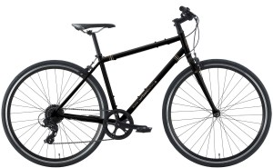 2021 KHS Bicycles Urban Soul 8 in Matte Black