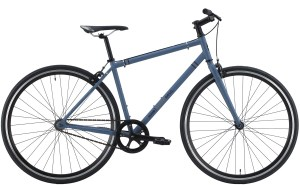 2021 KHS Bicycles Urban Soul in Matte Smoke Blue