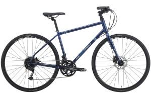 2021 KHS Bicycles Urban Xpress Disc in Dark Blue