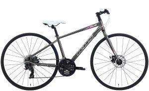 2021 KHS Bicycles Vitamin A Ladies in Matte Gray