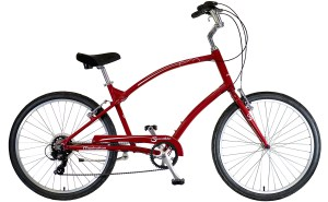 2021 Manhattan Cruisers Smoothie in Red