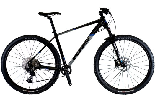 2021 KHS Bicycles Tempe in Shimmer Black
