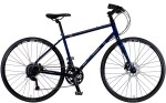 2021 KHS Bicycles Urban Xpress Disc in Dark Blue