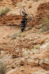 KHS Pro MTB rider Luke Whitlock rides Southern Utah.