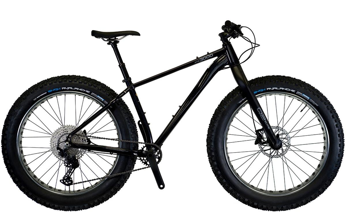 2022 KHS Bicycles 4-Season 3000 in Shimmering Black