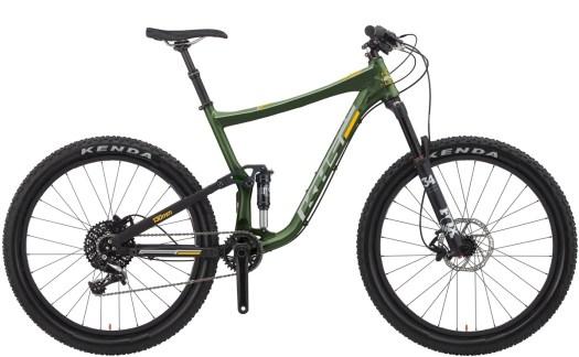 2022 KHS Bicycles 6500 Matte Kale