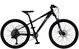 2022 KHS Bicycles Alite 24 in Black